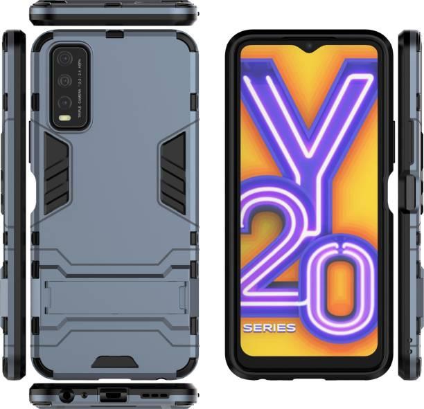 Mobile Mart Bumper Case for VIVO Y20, VIVO Y20