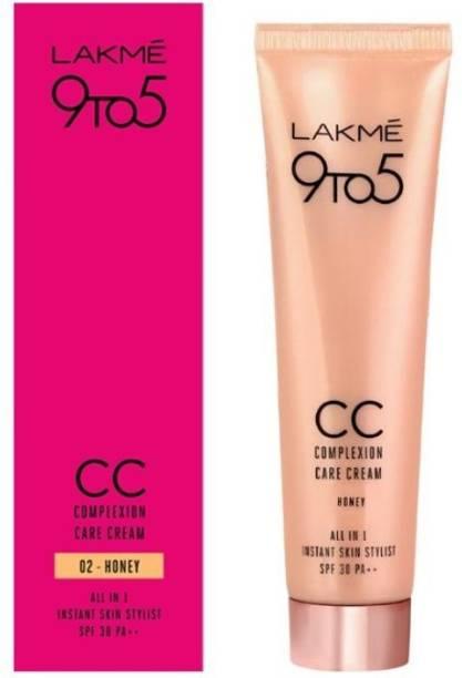 Lakmé 9 to 5 Complexion Care CC Cream Foundation