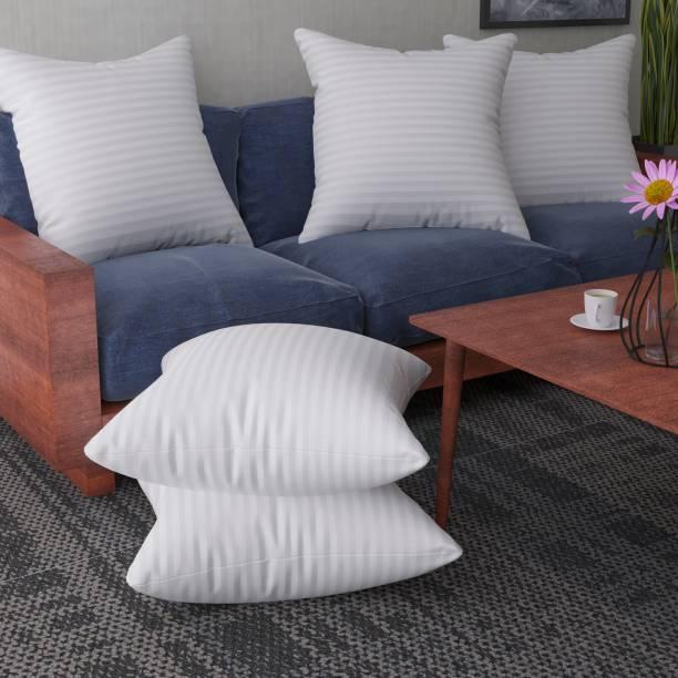 Flipkart SmartBuy Microfibre Stripes Cushion Pack of 5