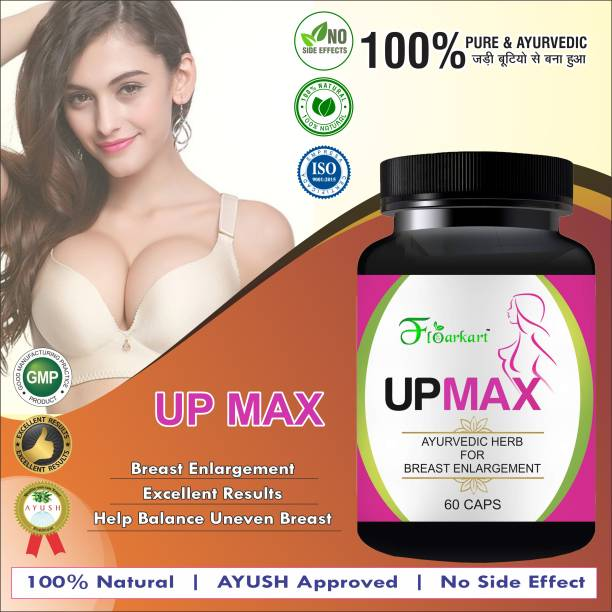 Floarkart Up Max Herbal Capsules For Helps To Enhance Women's Beauty 100% Ayurvedic
