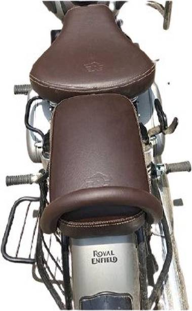 Venus Classic003 Split Bike Seat Cover For Royal Enfield Bullet Classic