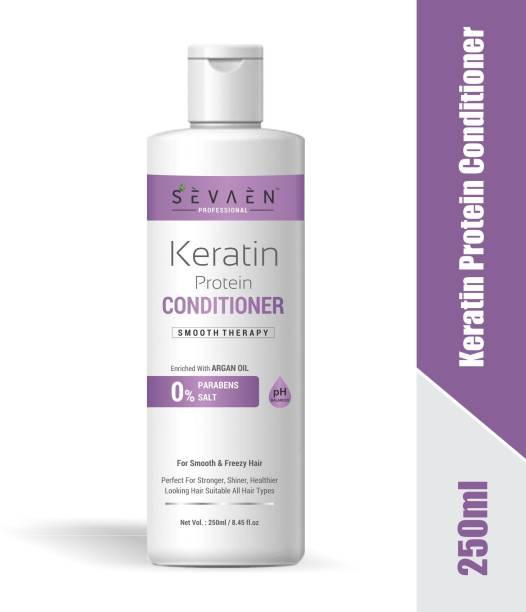 sevaen Keratin & Argan Oil Smooth Therapy Conditioner