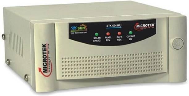 Microtek Solar Charge Controller PWM 30AMP 24V PWM Solar Charge Controller