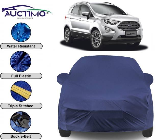 AUCTIMO Car Cover For Ford Ecosport (With Mirror Pockets)