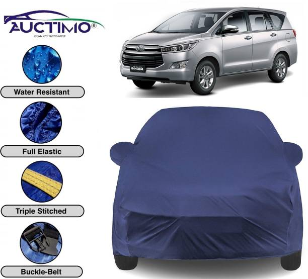 AUCTIMO Car Cover For Toyota Innova (With Mirror Pockets)