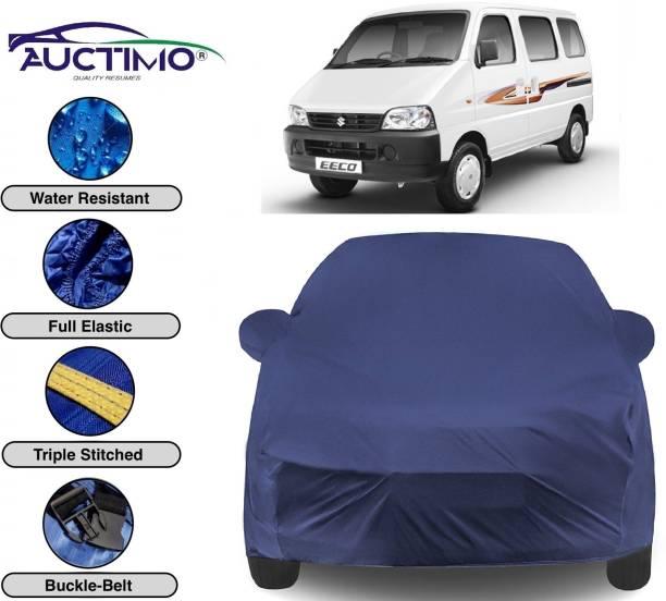 AUCTIMO Car Cover For Maruti Suzuki Eeco (With Mirror Pockets)