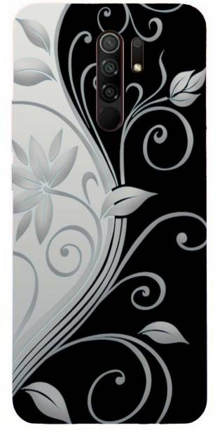 PrintCzar Back Cover for Poco M2