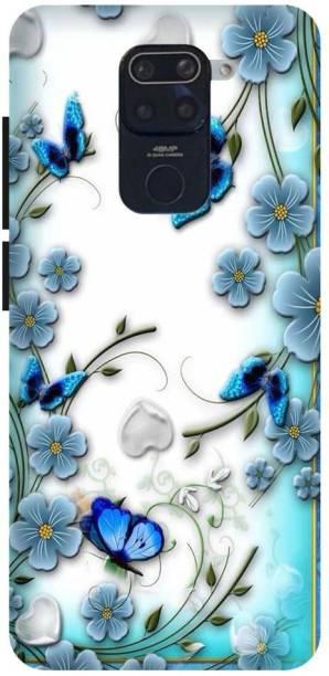 Artage Back Cover for Mi Redmi Note 9