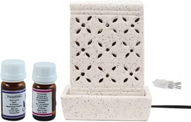 Bright Shop Lavender, Rose Diffuser Set, Aroma Oil