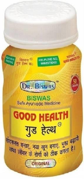 Good Health 50 Capsules