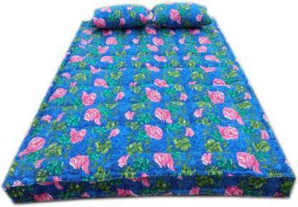NIVEDHA MATTRESS mattress organic Kapok silk cotton mattress 6 inch Double Fiber Mattress
