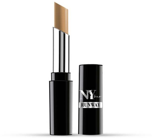 Ny Bae Almond Oil Infused Foundation, Concealer, Contour, Color Corrector Stick For Wheatish - Dark Skin - Runway Range Concealer