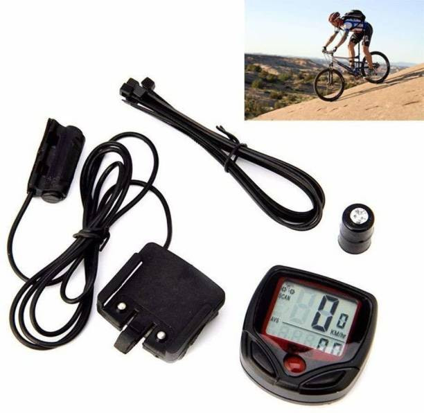 SHAURYA BICYCLES SPEEDMETER FOR BICYCLES Wired Cyclocomputer