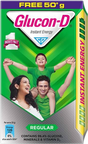 GLUCON-D REGULAR 1 KG Energy Drink