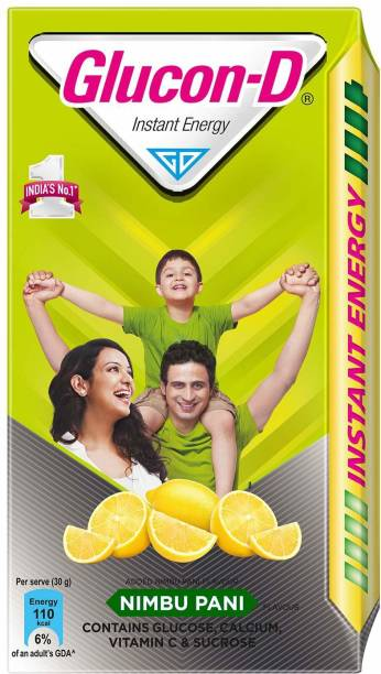 GLUCON-D NIMBU PANI 1 KG Energy Drink