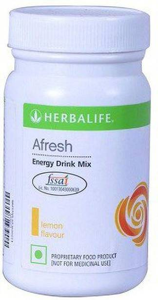 Herbalife Nutrition Afresh Energy Drink Mix-Lemon Flavor Energy Drink