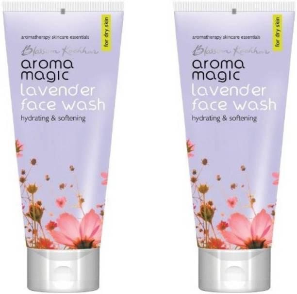 Aroma Magic Lavender  Pack Of 2 Face Wash