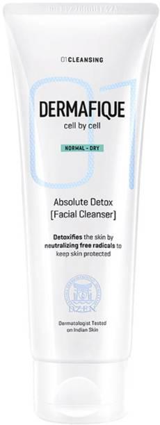 Dermafique Absolute Detox Facial Cleanser Face Wash