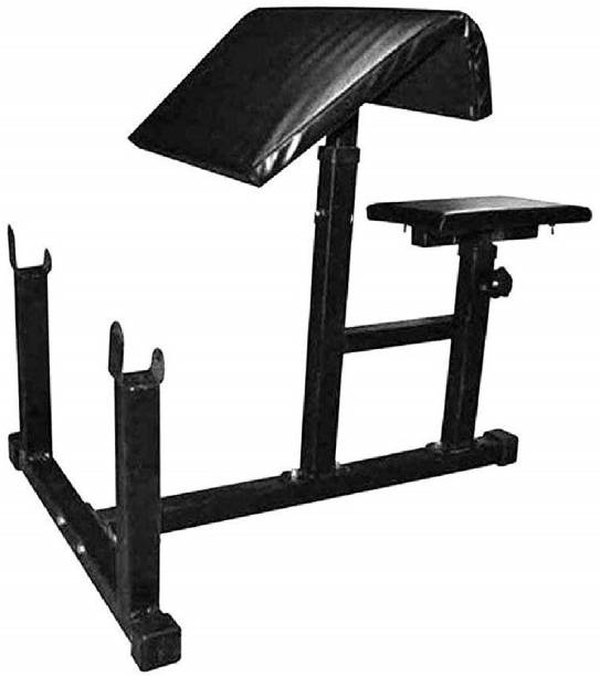 RIO PORT Preacher Bench for Bicep Gym Benches for Home gym Multipurpose Fitness Bench