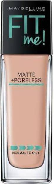 MAYBELLINE NEW YORK Matte+Poreless Liquid Tube Foundation 112 Ivory Foundation