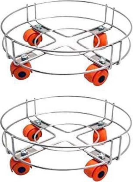 Somkala Gas Cylinder Trolley
