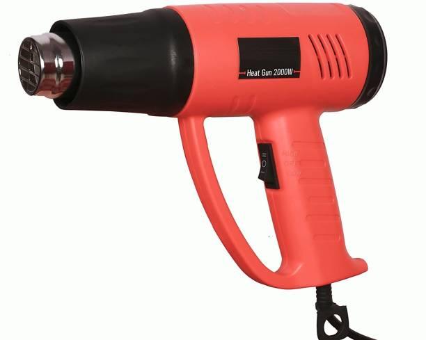 Qualigen Ergonomically Designed Professional Industrial Use High Quality Hot Air Gun Blower 2000 W Heat Gun
