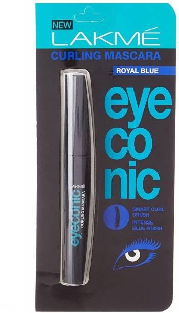 Lakmé Eyeconic Curling Mascara-Royal Blue 9 ml