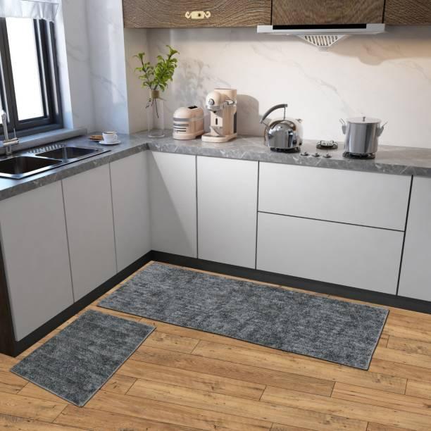 RM Handloom Polyester, Microfiber Floor Mat