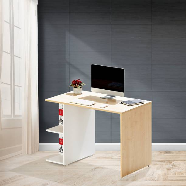 Featherlite Nexus Engineered Wood Office Table