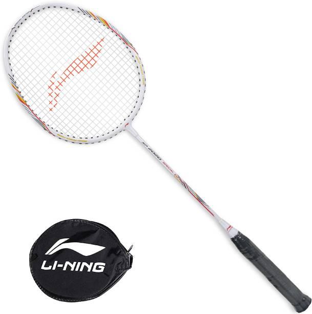 LI-NING XP 2020 White Strung Badminton Racquet