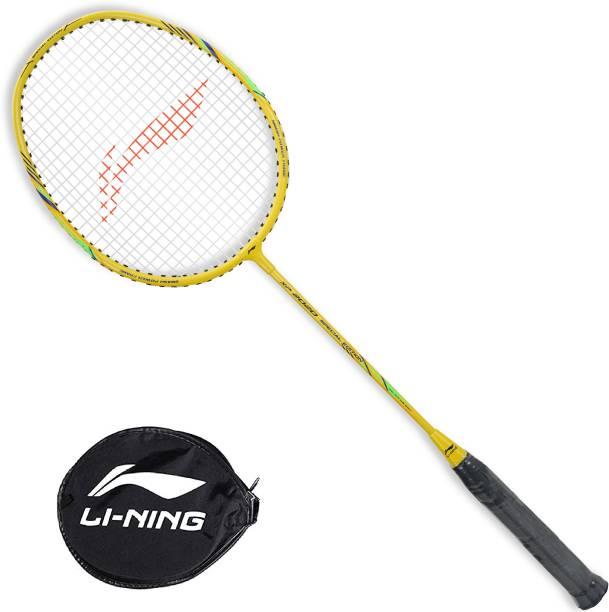 LI-NING XP 2020 Yellow Strung Badminton Racquet