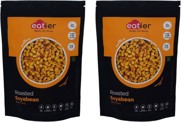 eatier Roasted Soyabean- Peri Peri