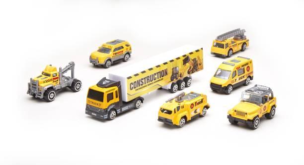 Toyshack Die cast car off road car for kids.
