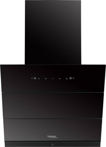 Hindware Greta Autoclean 60 Auto Clean Wall Mounted Chimney