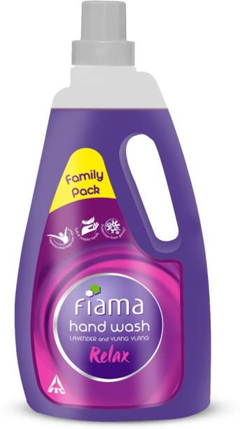 Fiama Relax Hand Wash Bottle