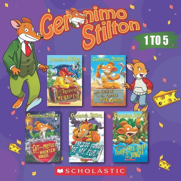 Geronimo Stilton 1 To 5