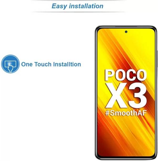 Gorilla Ace Tempered Glass Guard for Poco X3, Motorola Moto G 5G, Infinix Hot 9, Infinix Hot 9 Pro