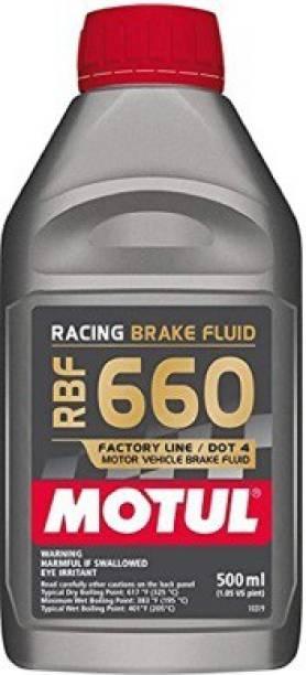 MOTUL RBF 600 Factory Line/Dot 4 Brake Oil