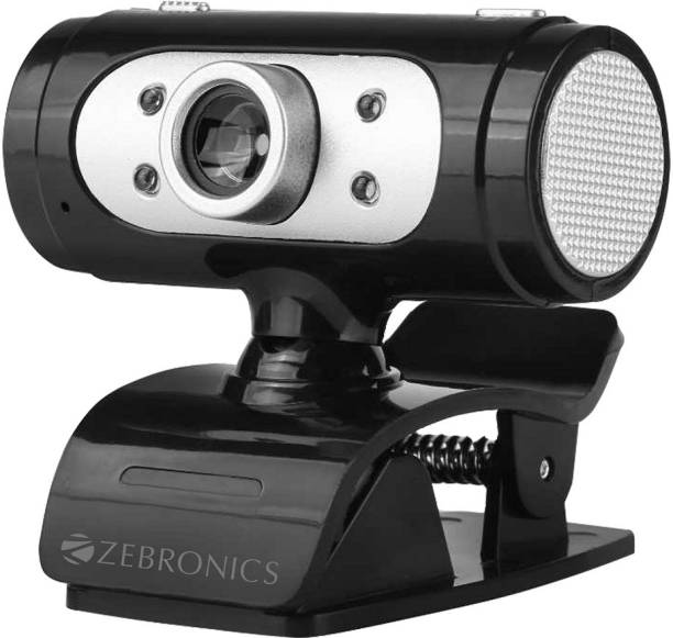 ZEBRONICS Ultimate Pro  Webcam