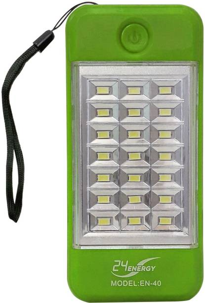 24 ENERGY 21 Hi-Bright LED With USB Mobile Power Bank Rechargeable Lantern Emergency Light