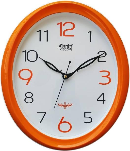AJANTA Analog 30 cm X 26 cm Wall Clock