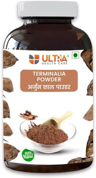 Ultra Healthcare Arjun chal Powder | Anti-oxidant | Cholesterol |Blood sugar | Diabetes | Arjun chaal Powder | 100% Pure