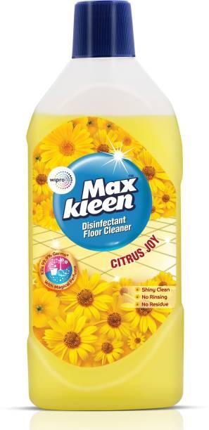 Maxkleen Disinfectant Floor Cleaner Citrus