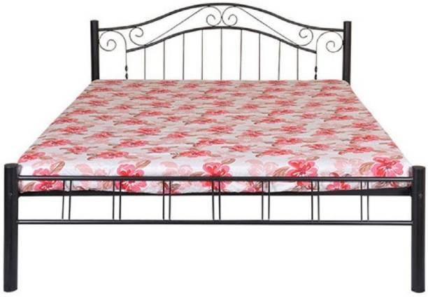 Royal Interiors Metal Queen Bed