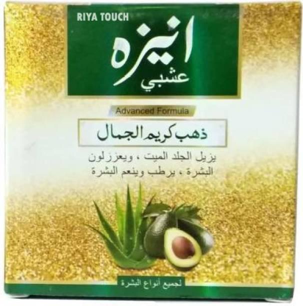 RIYA TOUCH KHY6_AN33ZA_Gold Beauty Cream With Advanced Formula Pack Of 1 (30 g)