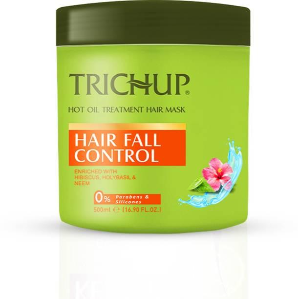 TRICHUP Hair Fall Control Hot Oil Treatment Hair Mask 500 ml