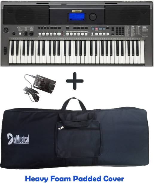 YAMAHA PSR I400 I400 Digital Portable Keyboard
