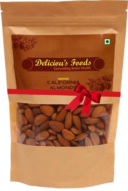 deliciou's foods CALIFORNIA ALMOND Almonds