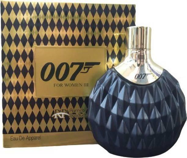 RAMCO 007 Black Eau de Parfum  -  100 ml