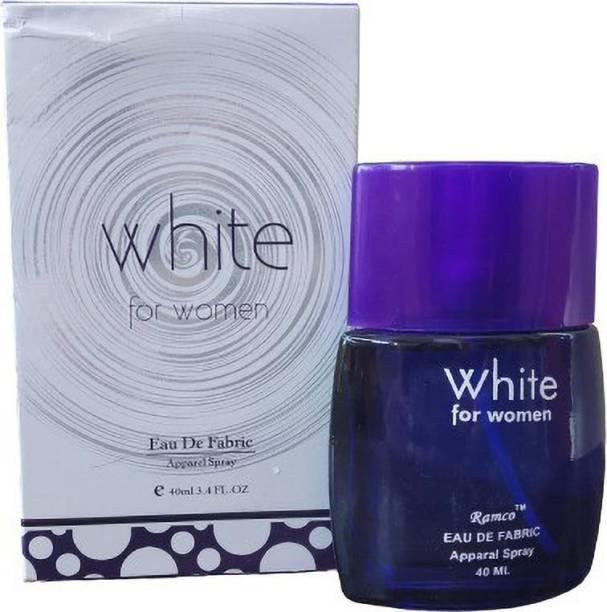 RAMCO White For Women Eau de Parfum  -  40 ml